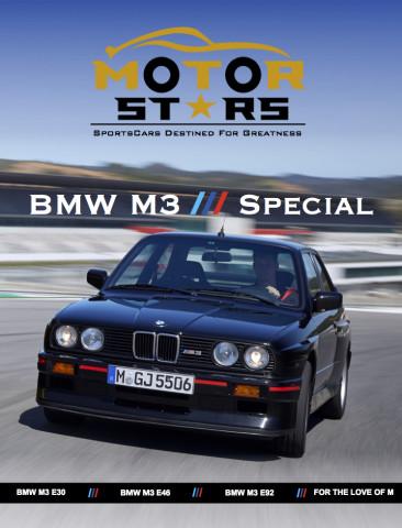 MotorStars Issue Eleven Cover