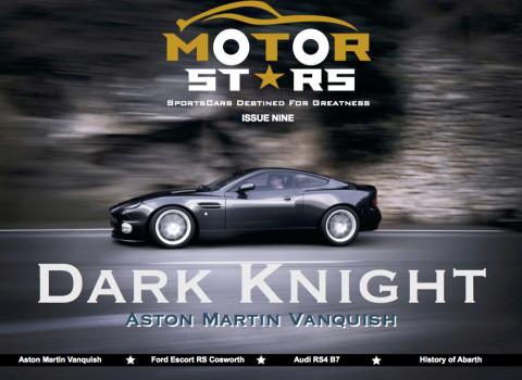 MotorStars Issue Nine Front Cover
