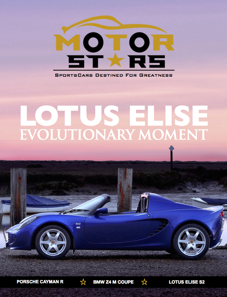 MotorStars Issue Seventeen Front Cover