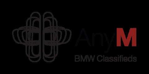 AnyM BMW Classified Logo Partnership