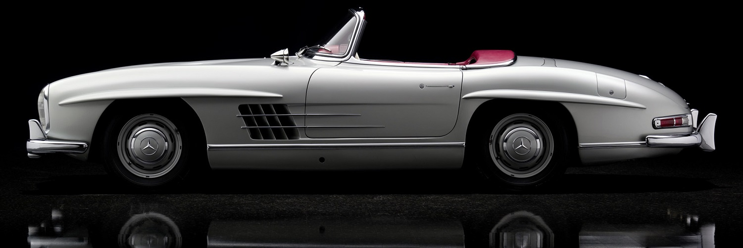 Investment Article Mercedes-Benz 300SL 1957-63 Issue One