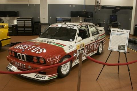 William Buchanan BMW M3 E30 DTM Tribute