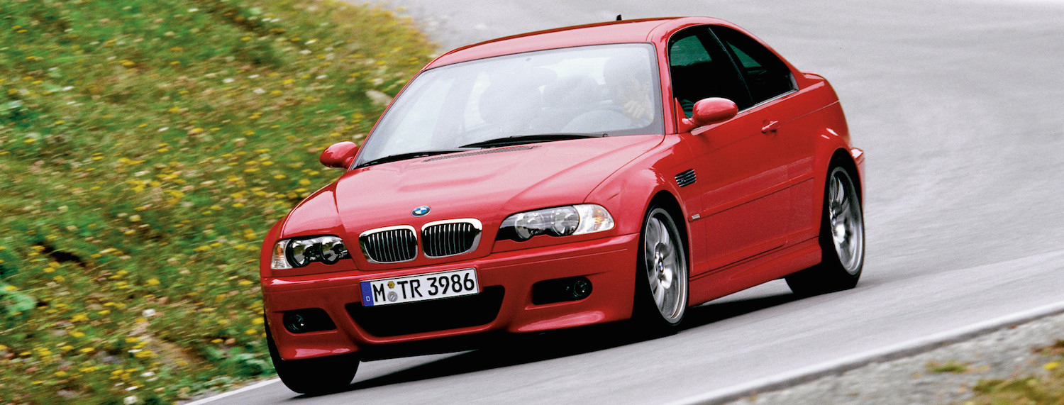 Enhance BMW M3 E46 for track use