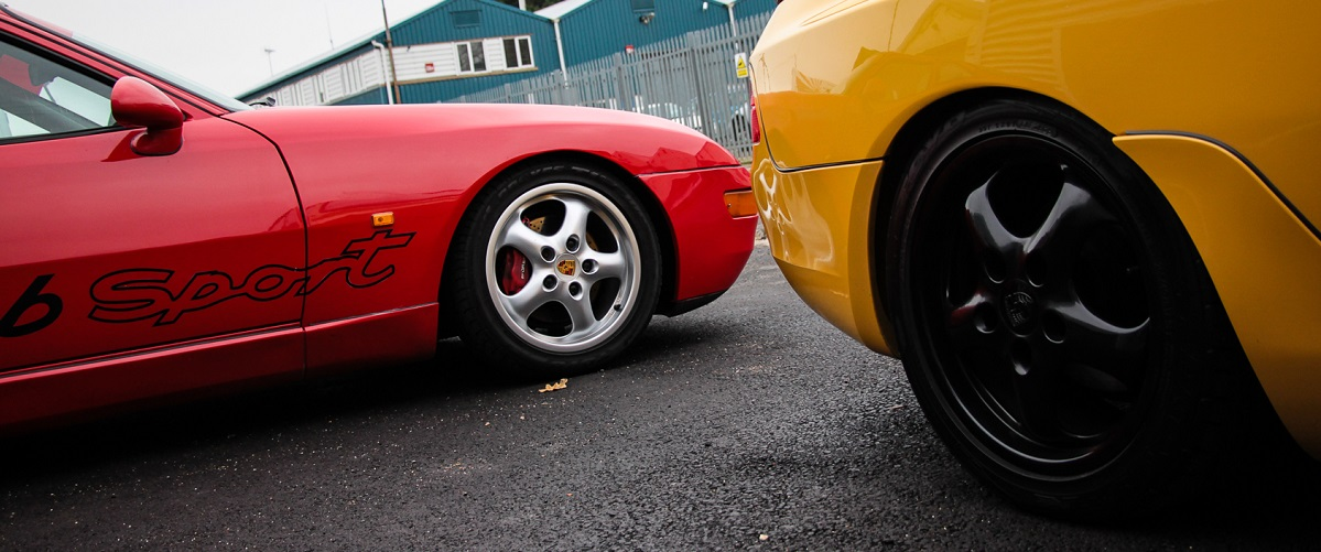 Feature Article One Porsche 968 Clubsport