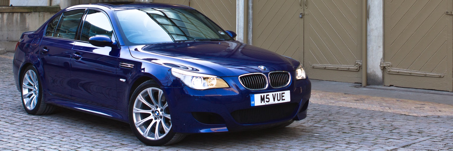 Investment Car - BMW M5 E60 Issue Three