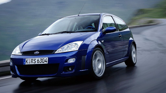 Ford Focus RS Mk 1 Investment Car – MotorStars