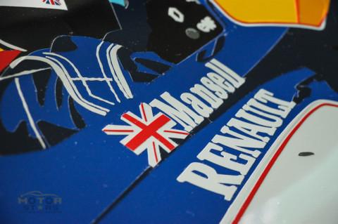 Joel Clark Vinyl Motorsport Artist-5