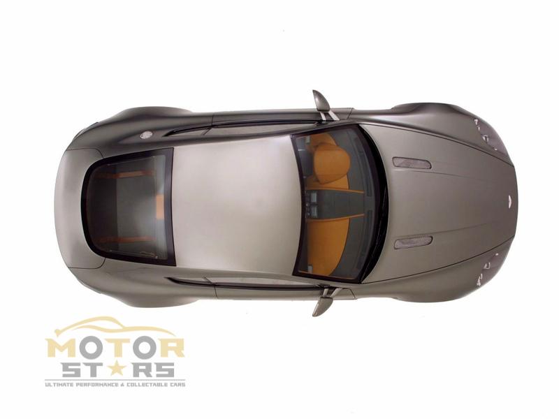 Aston Martin V8 Vantage Investment Roof Top View – MotorStars