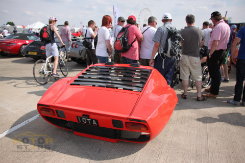 Lamborghini Club UK Silverstone Classic-3