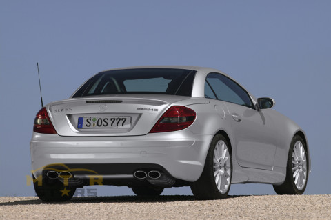 Mercedes SLK 55 AMG Investment Article MotorStars -1
