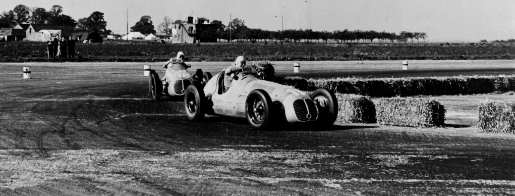Silverstone Historic Racing Photograph