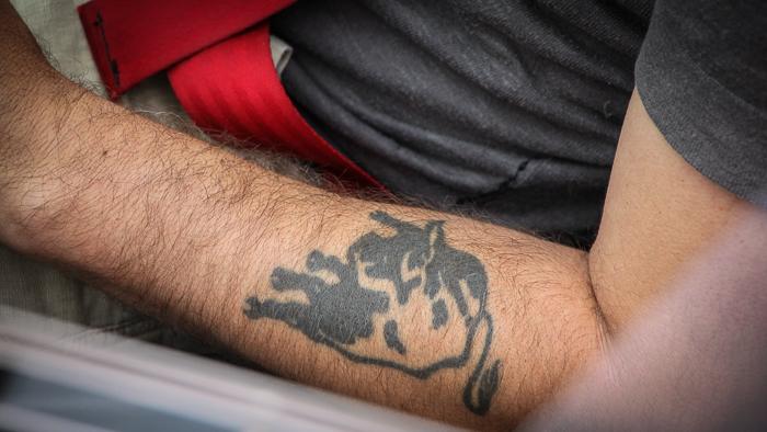 lamborghini tattoo - photo #38