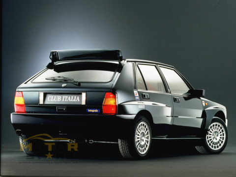 Lancia Delta HF Integrale Investment Car-1