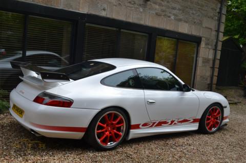 Porsche 911 996 mk2 GT3 RS-9