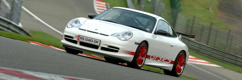 Porsche 911 GT3 RS Investment Car