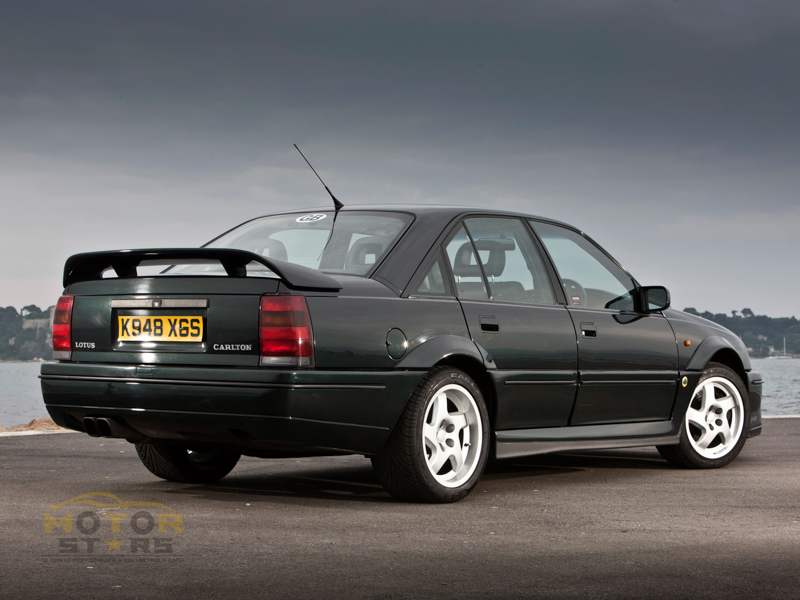 vauxhall lotus carlton 1990 1992 photo 05 motorstars. Black Bedroom Furniture Sets. Home Design Ideas