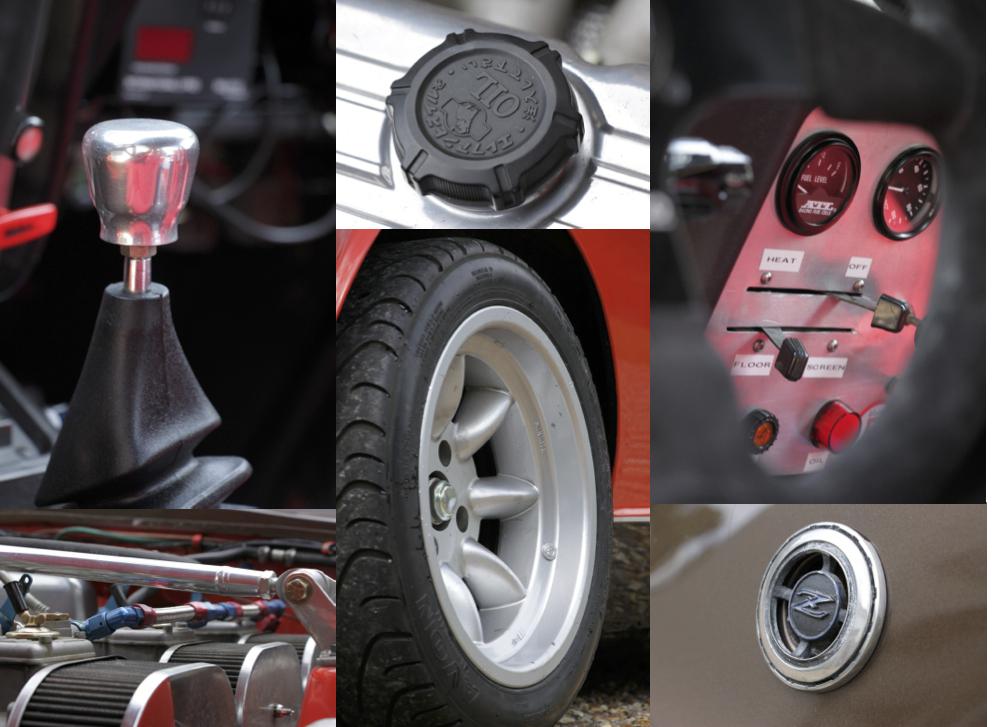 MotorStars Issue Five Super Samuri 240Z Photos 2