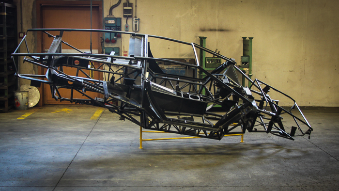 Lamborghini Countach Chassis For Sale Motorstars