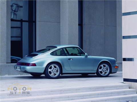 Porsche 911 Carrera 964 Investment Car-5