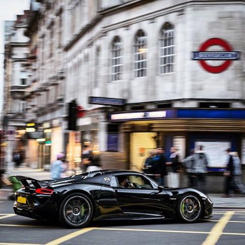 Woppum Porsche 918 Spyder Initial Review Shots-9