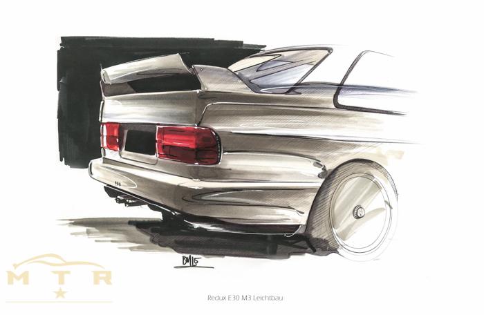 BMW M3 E30 Reimagined Redux Leichtbau-4