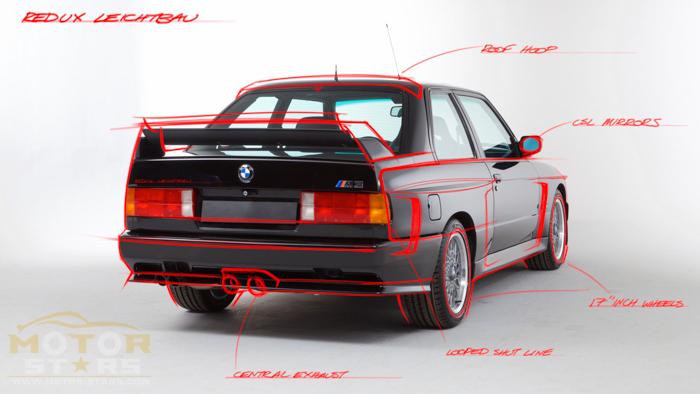BMW M3 E30 Reimagined Redux Leichtbau-7