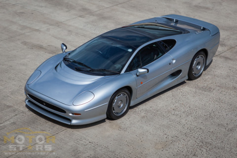 Jaguar XJ220 Investment Article Buyers Guide-3