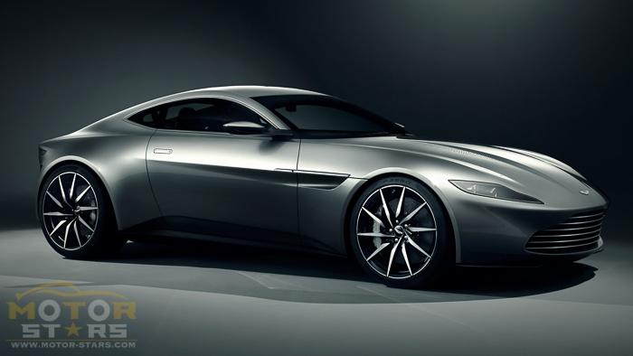 Aston Martin DB10 James Bond JCT600 Survey-1