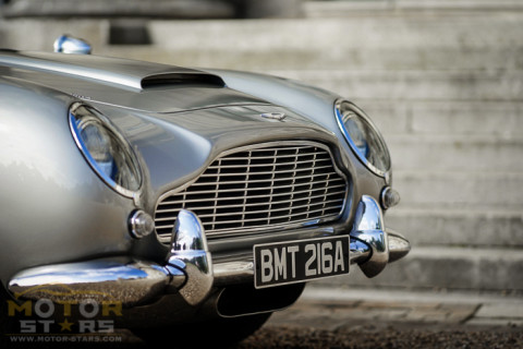 Aston Martin DB10 James Bond JCT600 Survey-2