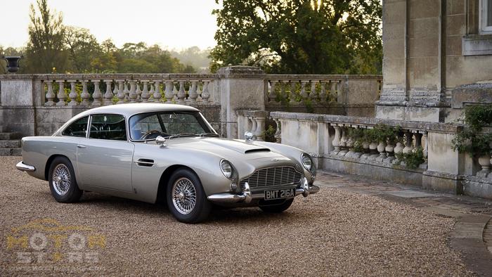 Aston Martin DB10 James Bond JCT600 Survey-3