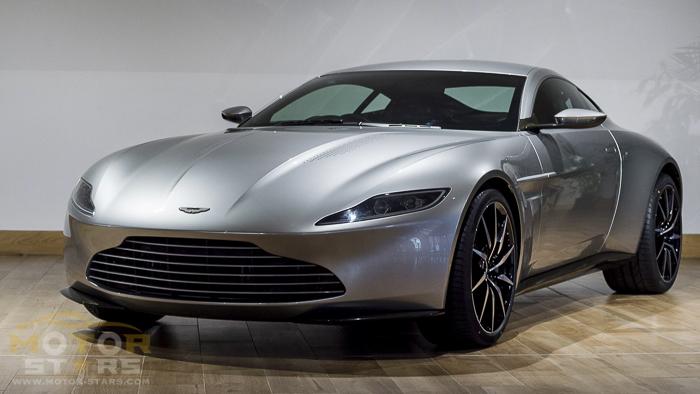 Aston Martin DB10 James Bond JCT600 Survey-4