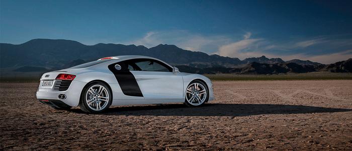 All Purpose Supercar – Audi R8