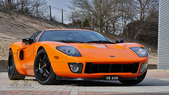 Ford GT Investment Car Article-2