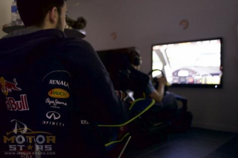 Charity Driven 24 Hour Simulator Race Nurburgring Brain Tumour Race Hut-4