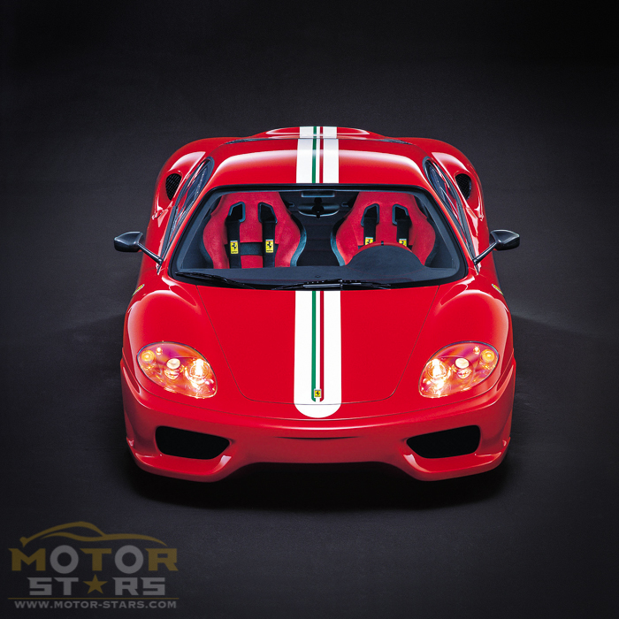 Ferrari 360 Challenge Stradale Investment Car-7