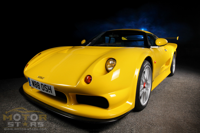 Noble M12 GTO 3 Investment Car-3