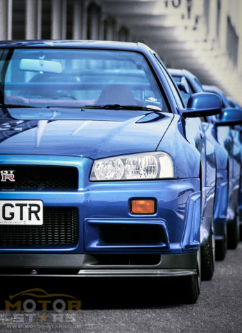Nissan Skyline GT-R R34 Investment Car-12