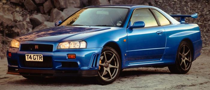 Gran Turismo Generation – Nissan Skyline GT-R R34
