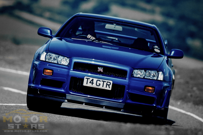 Nissan Skyline GT-R R34 Investment Car-6