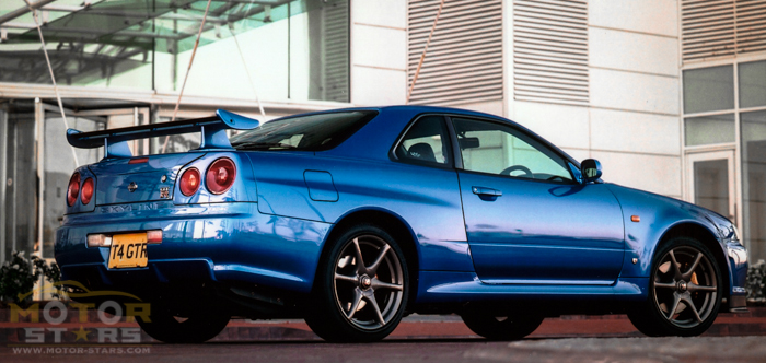 Nissan Skyline GT-R R34 Investment Car-7