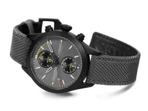 Christopher Ward Luxury Watches C1000 Typhoon-1