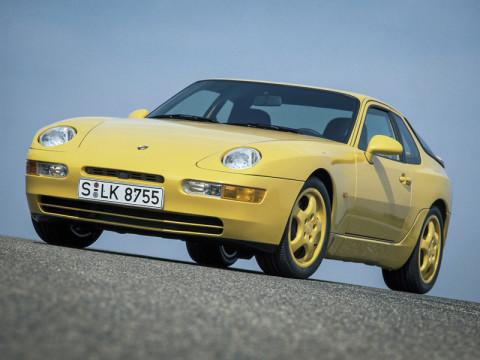 Porsche 968 Clubsport