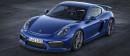 Scandalous – Porsche Cayman GT4