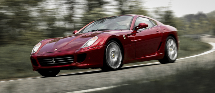 Cruise & Control – Ferrari 599 GTB Fiorano
