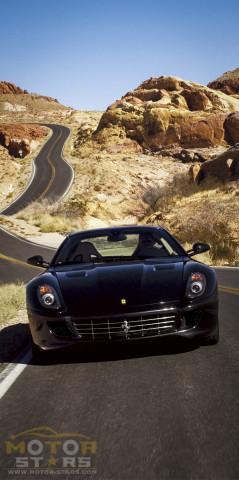 Ferrari 599 GTB Fiorano Investment Car-17