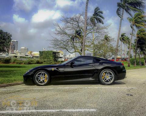 Ferrari 599 GTB Fiorano Investment Car-24