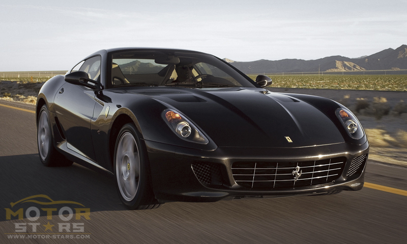 Ferrari 599 GTB Fiorano Investment Car 4