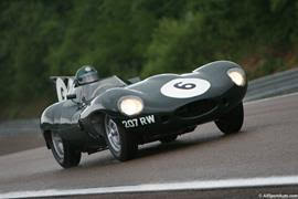 Jaguar D Type Christopher Ward C9