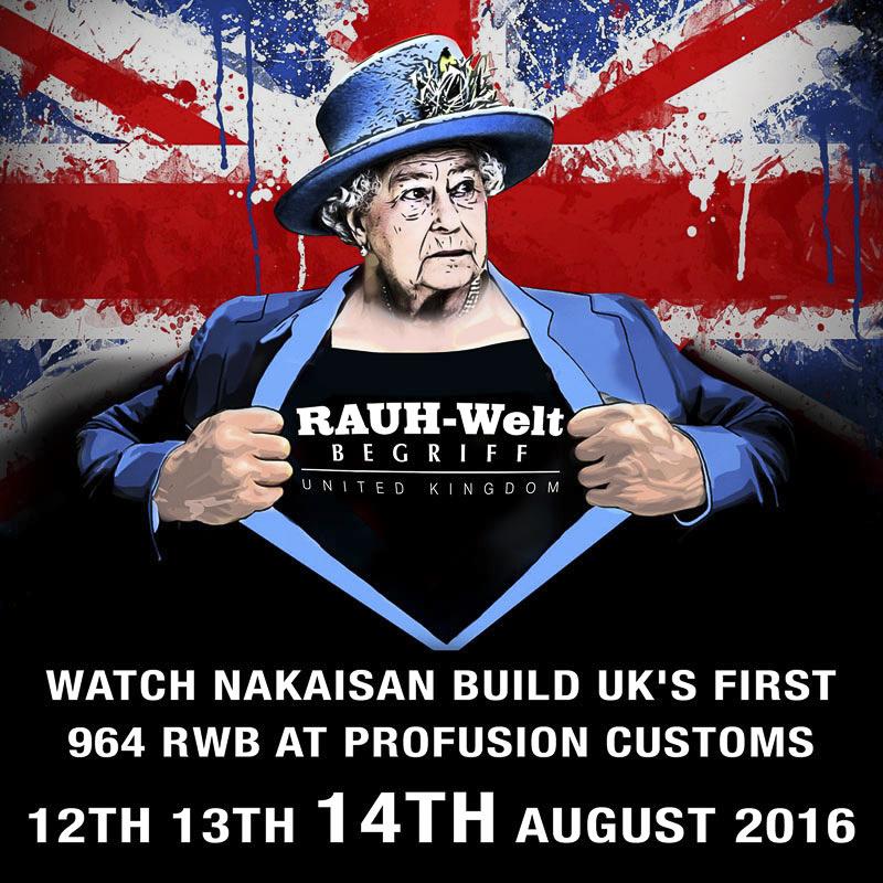 RWB UK Royal Build August 2016 Banner Profusion Customs-2