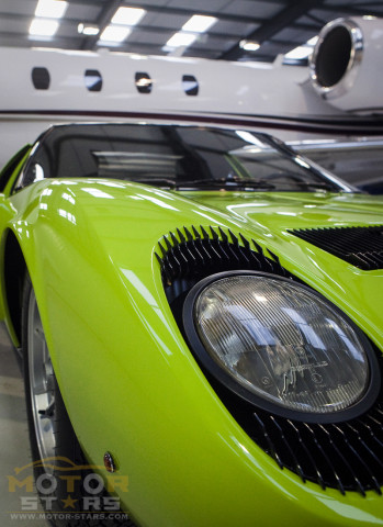 Lamborghini Miura Original Supercar Investment Car-4